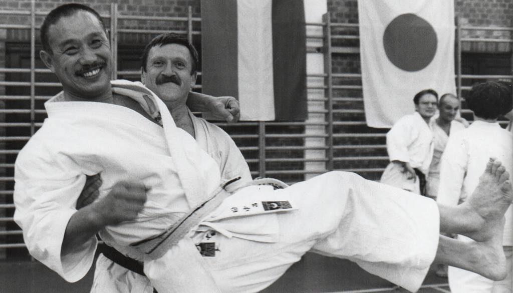 Tanaka Masahiko és Krepsz jános
