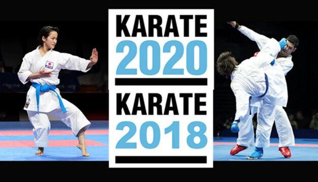 Karate – Olimpia