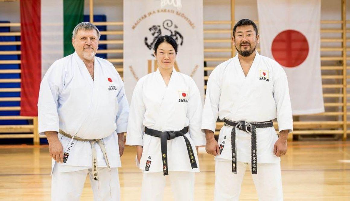 Shoryūmon Dōjō - Főinstruktori tájékoutató