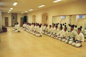 Dōjō biraki - Shoryūmon Dōjō