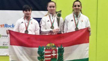 WSKA VB Junior női válogatott